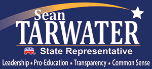 Team Tarwater – Candidate for Kansas State Representative Logo